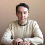 На фото Быков Василий Леонидович