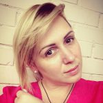 На фото Ирина Андреевна Черноусова