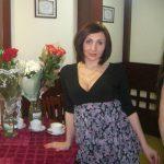 На фото Анна Викторовна Сарина