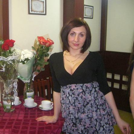 Сарина Анна Викторовна