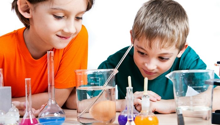 Эксперимент, как метод познания мира для дошкольников